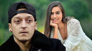 Mesut Özil'den Amine Gülşe'ye 200 bin TL'lik tektaş ile evlilik teklifi