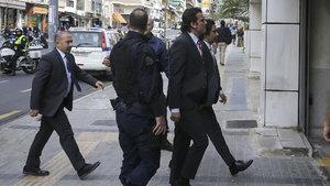 Yunan mahkemesinden darbeci askerler için karar!