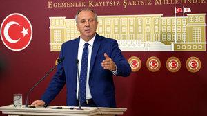 Kılıçdaroğlu'nun sözlerine Muharrem İnce'den tepki