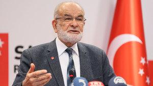 Saadet Partisi lideri Karamollaoğlu: Sonbaharda bir seçime gidebiliriz