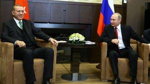 Putin'den Erdoğan'a espri: Seninkiler çalışmak istemiyor