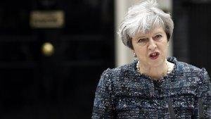 İngiltere Başbakanı May'den AB'ye sert sözler