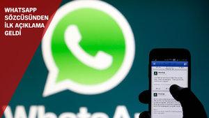 WhatsApp'a erişim sorunu giderildi