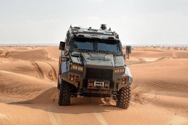 Ejder Zırhlısı bu yıl birkaç ülkeye daha ihraç edilecek