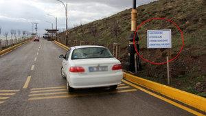 Erzurum'da gizemli yola büyük ilgi