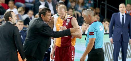 Galatasaray'dan Ergin Ataman'a destek!
