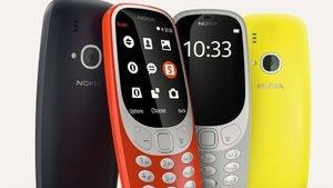 Piyasada sahte Nokia 3310 alarmı