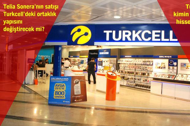Turkcell'in ortağından flaş karar