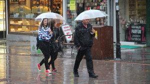 Balıkesir ve Bursa'da meteoroloji'den uyarı!
