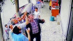 Şanlıurfa'da balkondan düşen 2 yaşındaki Elif'i havada yakalayıp kurtardılar