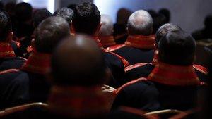 107 hakim ve savcı ihraç edildi