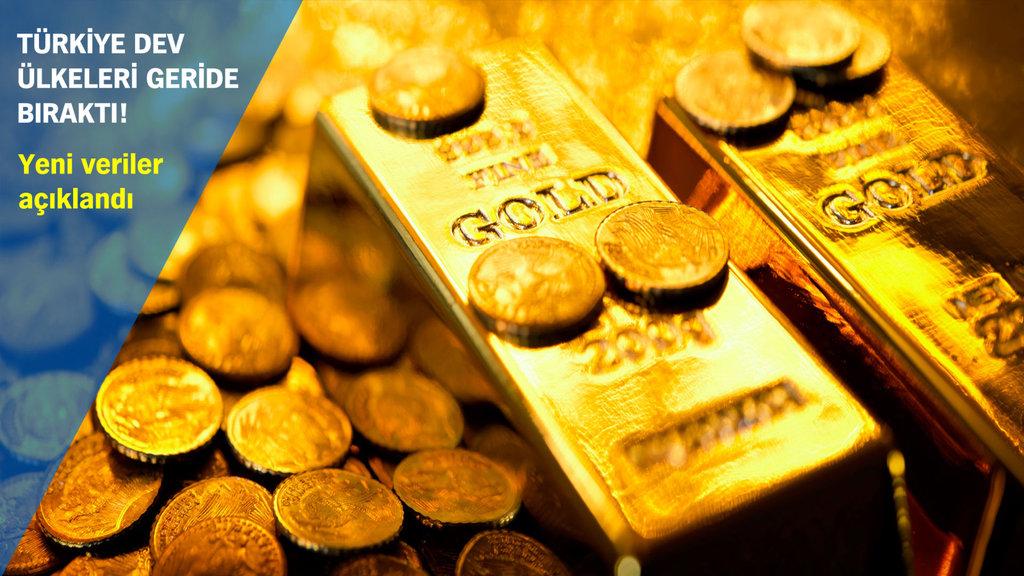 En çok altın hangi ülkede? İşte ülke ülke altın rezervleri...