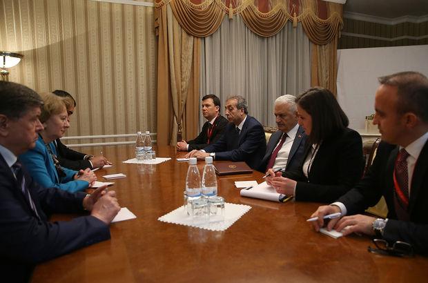 AK Parti Moldova'daki Sosyalist Parti ile işbirliği yapacak