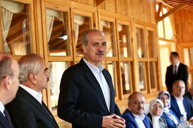 Kurtulmuş'tan 'yeni parti' iddiaları için açıklama