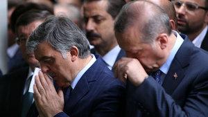 Abdullah Gül'ün babasına son görev