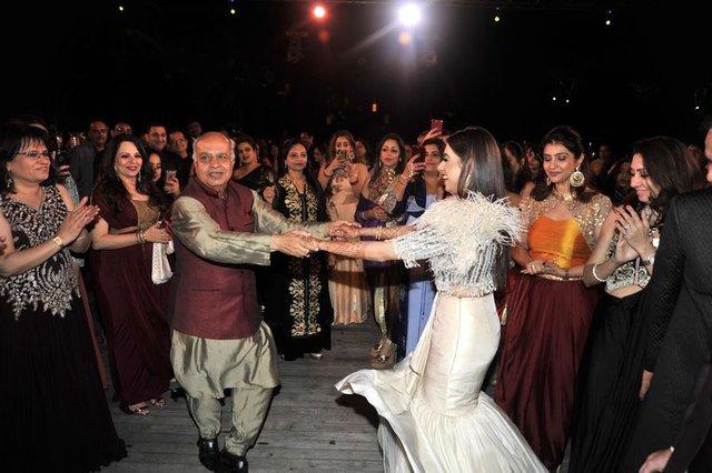 Antalya'da 15 milyon dolarlık Hint düğünü!