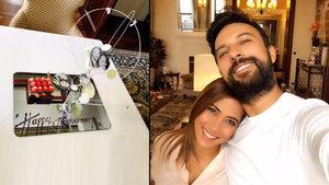 Tarkan'dan evlilik yıl dönümü mesajı