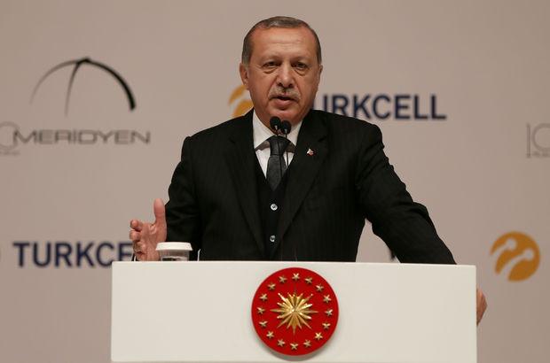 Cumhurbaşanı Erdoğan