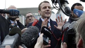 Emmanuel Macron, ilk yurt dışı ziyaretini Almanya'ya yapacak