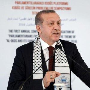 ERDOĞAN'DAN İSRAİL'E 'EZAN TASARISI' TEPKİSİ