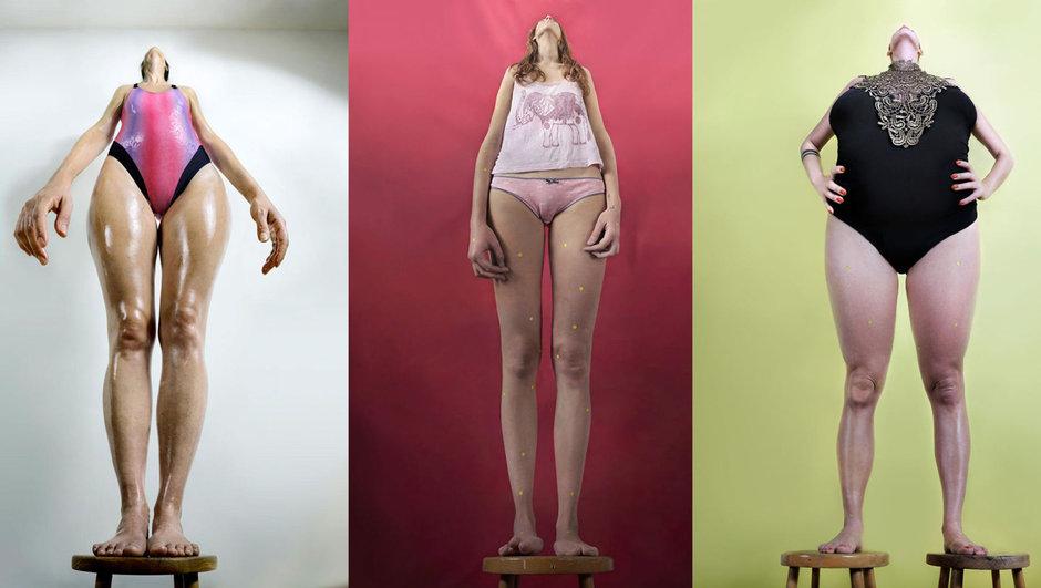 Kadın vücudunda böyle farklılık yarattı...