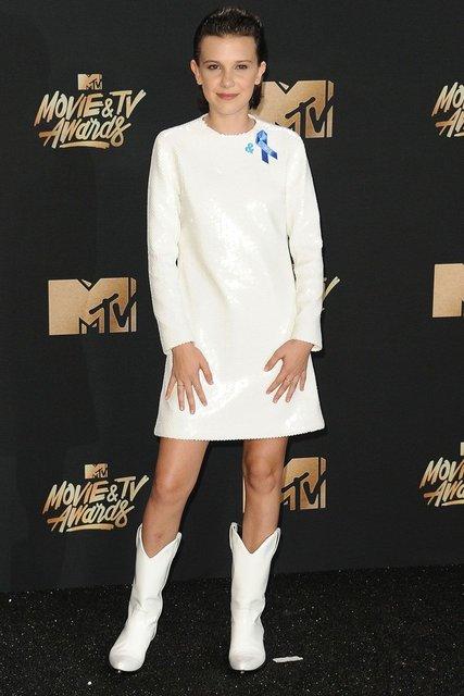 MTV Sinema Ödüllerinin en şık kadınları