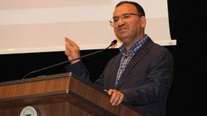 Adalet Bakanı Bozdağ, ABD'li mevkidaşı ile görüştü