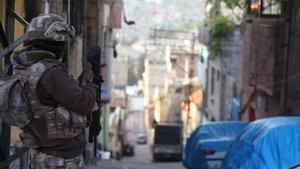 İstanbul'da PKK'ya operasyon: 10 gözaltı