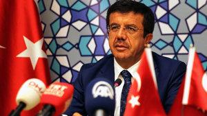 Ekonomi Bakanı Zeybekci: Amacımız, ticari ilişkilerimizi daha yukarı çekmek olacak