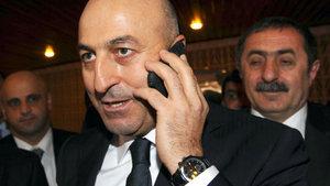 Dışişleri Bakanı Mevlüt Çavuşoğlu, Rex Tillerson ile görüştü