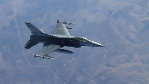 TSK: Kuzey Irak'taki PKK hedefleri vuruldu