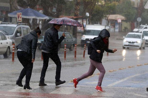 Meteoroloji'den son dakika uyarısı!