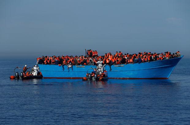 akdeniz göçmen faciası