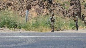 Hakkari'de operasyon sırasında patlama! 3 asker yaralandı