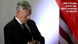 ABD Savunma Bakanı: Amacımız Rakka'yı almak için Türkler ile birlikte çalışmak