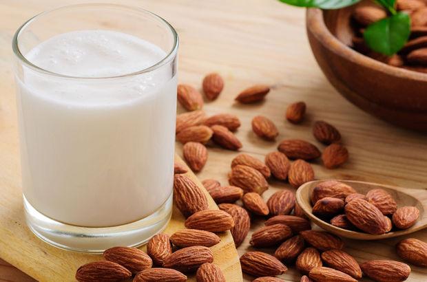 badem sütü ile ilgili görsel sonucu
