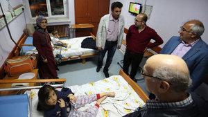 Kütahya'da gıda zehirlenmesi: 62 kişi hastanelik oldu