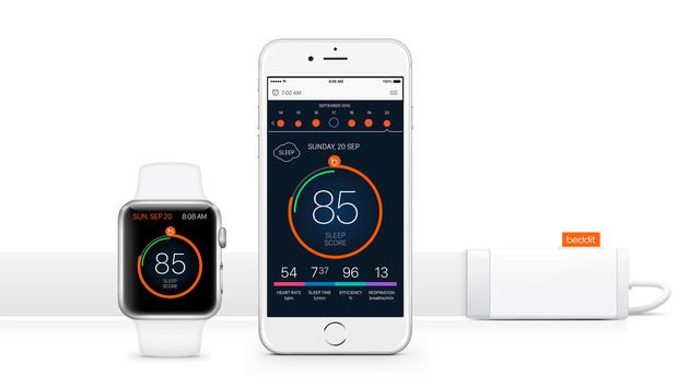 Apple, Uyku Takip Cihazları Üreten Beddit'i Satın Aldı