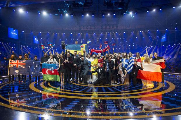 Eurovision finalistleri belli oldu