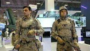 13. Uluslararası Savunma Sanayi Fuarı'nda dikkat çeken kareler