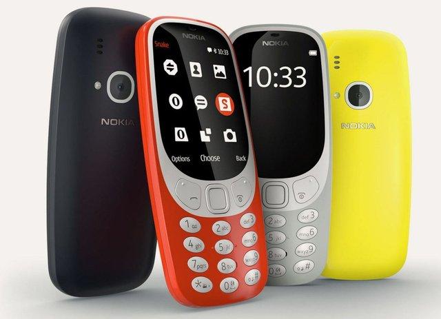 17 yıl aradan sonra dönen Nokia 3310'un fiyatı şaşırttı