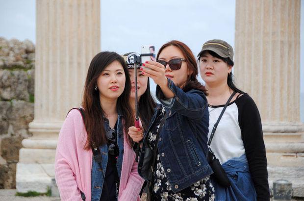 1 milyon Çinli turist bekleniyor
