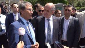 Ümit Özdağ ve Yusuf Halaçoğlu'ndan 'Atatürk'e hakaret'e suç duyurusu