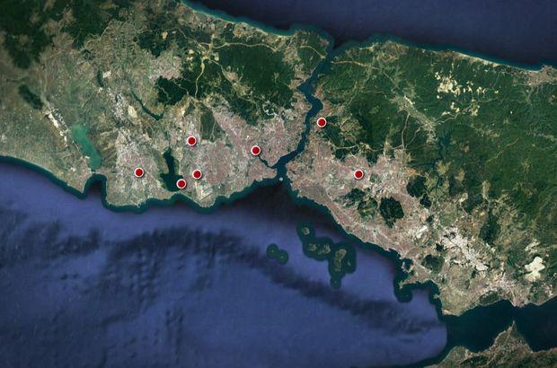 İstanbul harita