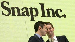 Snapchat sonunda sessizliğini bozdu