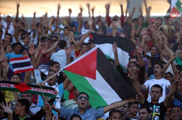 FIFA, Filistin'in talebini erteledi!