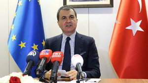 AB Bakanı Çelik: Avrupa Konseyi'nde misafir değil, ev sahibiyiz