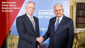 ABD Savunma Bakanı Mattis'ten PKK açıklaması