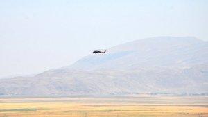 Tendürek'teki çatışmada 2 asker şehit oldu, 11 asker yaralandı