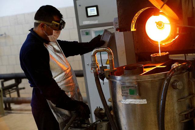 Ahlatcı Metal Rafineri'si Anadolu'nun altın ihtiyacını karşılıyor